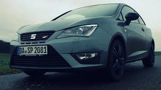 ' 2016 SEAT Ibiza CUPRA ( 1.8 TSI / 192hp / MANUAL ) ' Test Drive & Review - TheGetawayer by The Getawayer