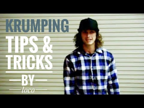 tricks - составим самоучитель танцев
