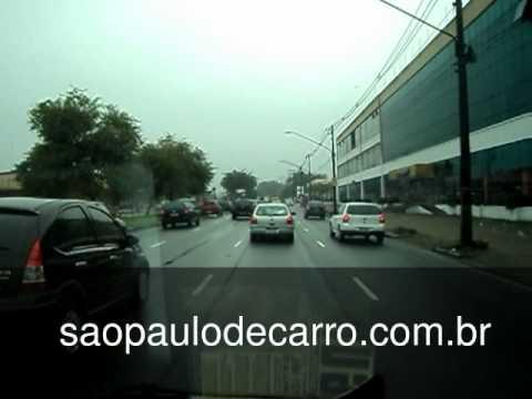 Vídeo da Avenida Presidente Tancredo Neves - Tour Virtual pelo Cursino