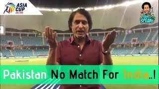 Pakistan No Match for India | Pak V Ind | Asia Cup 2018 | Sep 24