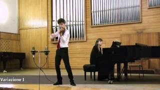 Giovanni Andrea Zanon - N. Paganini: