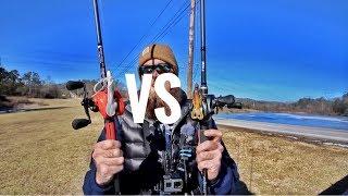 Video 13 Fishing Concept Z VS Shimano Curado K MP3, 3GP, MP4, WEBM, AVI, FLV Februari 2019