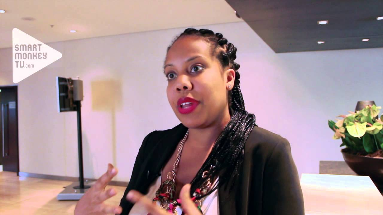 Nicole Amarteifio on what's culturally inappropriate or not in You Tube series An African City