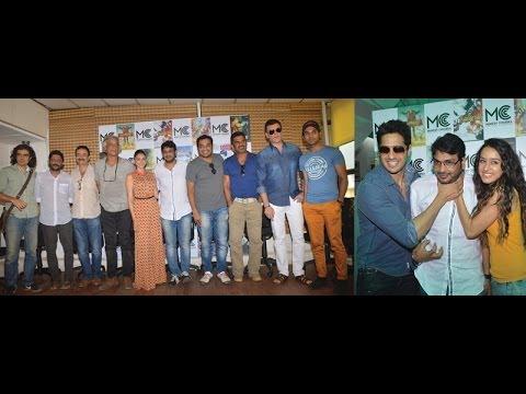 Shraddha,Siddharth,Aditya & Others Celebs At Mukesh Chabra Casting Studio Launch