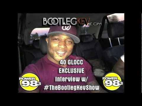 40 Glocc Speaks on Fight w/ The Game on The Bootleg Kev Show