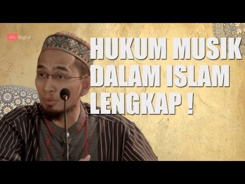 Hukum Musik Lengkap   ustad Adi Hidayat,LC,MA