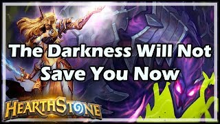 The Darkness Will Not Save You Now - Witchwood / Hearthstone