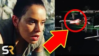 Video 8 Hidden Easter Eggs & SECRETS In Star Wars 8 The Last Jedi MP3, 3GP, MP4, WEBM, AVI, FLV Agustus 2018