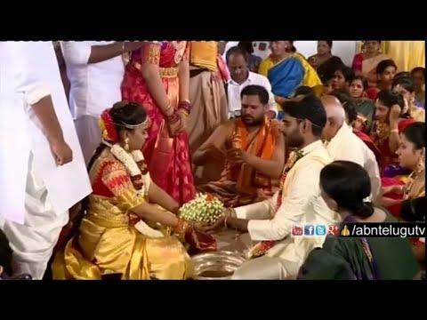 Video Paritala Sunitha Daughter Snehalatha Marriage Highlights | ABN Telugu download in MP3, 3GP, MP4, WEBM, AVI, FLV January 2017