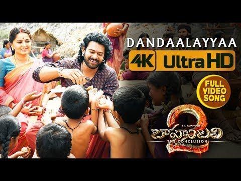Video Dandaalayyaa Full Video Song | Baahubali 2 | Prabhas, Anushka Shetty, Rana, Tamannaah, SS Rajamouli download in MP3, 3GP, MP4, WEBM, AVI, FLV January 2017