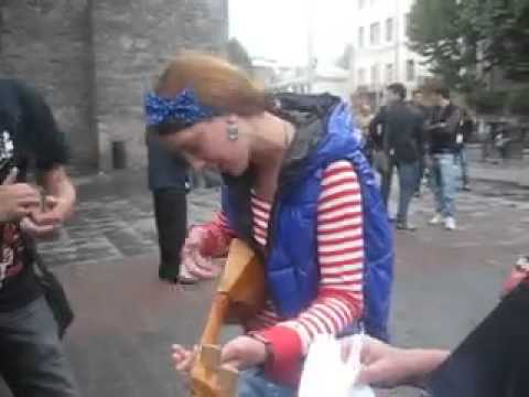 ანი ჭინჭარაული მე შენთვის ვწერდი  (ვიდეო)