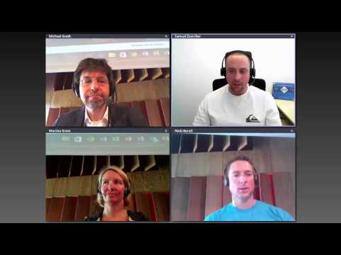 CollabTalk DACH - Aufgezeichnete Präsentation