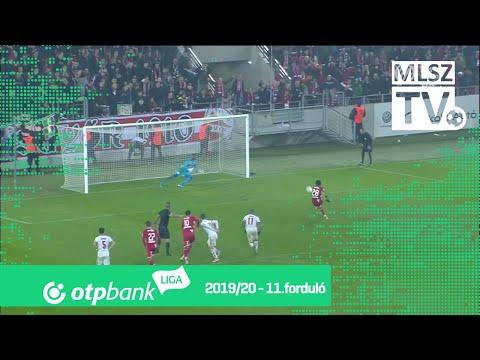 11. forduló: DVTK - Kisvárda 3-1 (1-0)