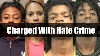 BLM Kidnappers Charged with Hate Crime