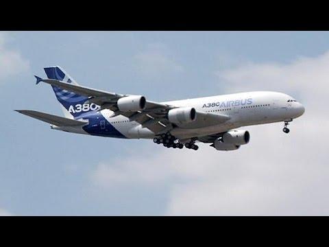 Νικήτρια η Airbus στην Έκθεση Αεροναυπηγικής του Παρισιού – corporate