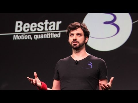 Accurate Motion Tracking 'Beestar' | Disrupt SF 2013 Battlefield