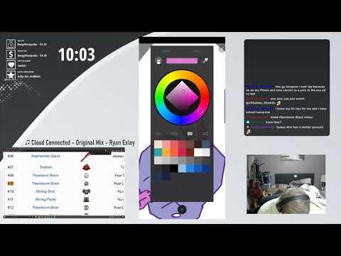 Video thumbnail for Terraria 15min QuickDraw #4 – Pearlstone Block