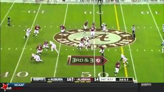 T.J. Yeldon vs Auburn (2014)