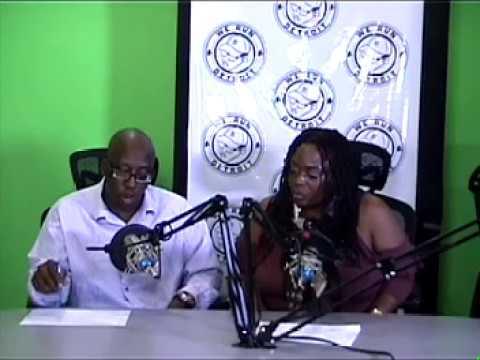 Detroiters United Radio Broadcast Motown Music 40 year Milestone,  Music History and New Music