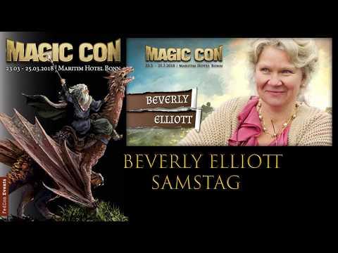 Magiccon (2018) Sa. Panel Beverly Eliott