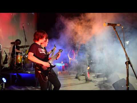 Lluvia Astral - Sanguinius Terra en vivo Talca 2017