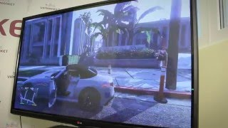 Игровая приставка PS 4. Обзор Sony Playstation 4. Тестируем GTA на PS 4.