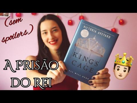 A PRISÃO DO REI - Victoria Aveyard | A Rainha Vermelha #3 | Resenha sem spoilers!