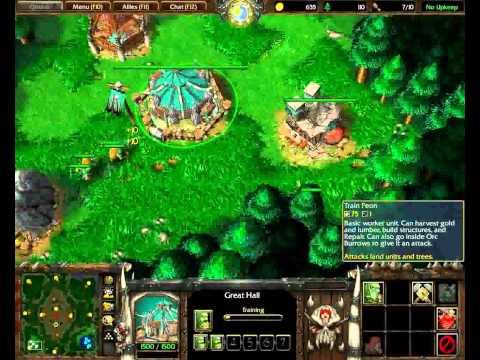 เด็กเหนือเล่น Warcraft III บ่นเกรียนจริงๆ