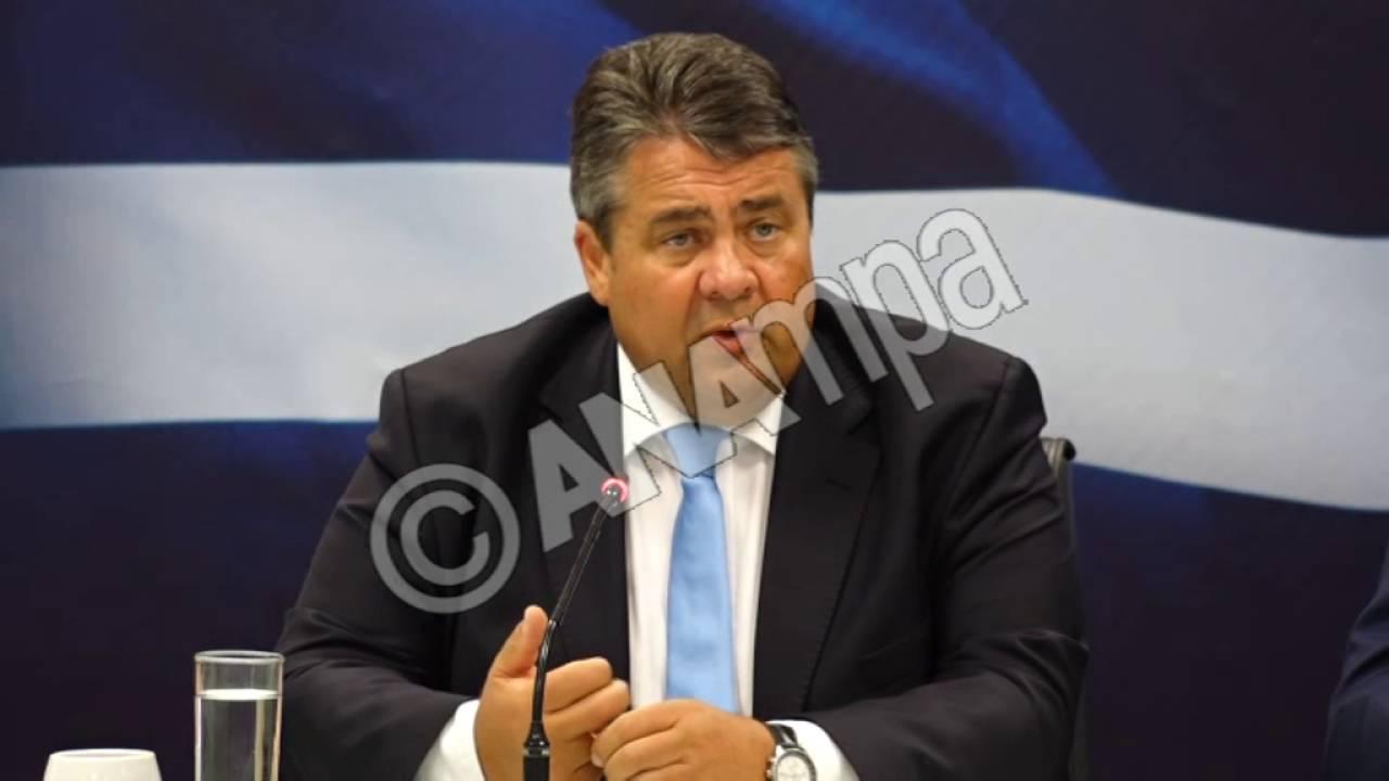 """«Θα εργαστούμε από κοινού για την ανάκαμψη της ελληνικής οικονομίας"""""""