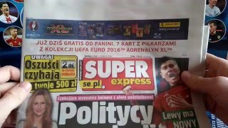 Nonton Super Express Panini Saszetka   Limited Edition Card Euro 2016 Film Subtitle Indonesia Streaming Movie Download