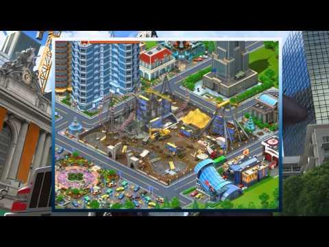 Video of Virtual City Playground®