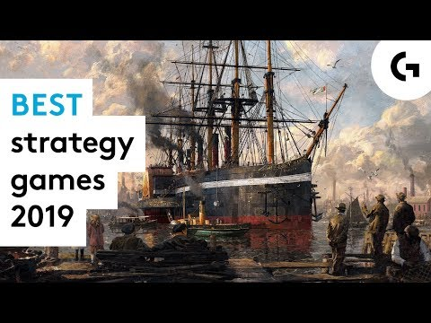Best strategy games to play in 2019