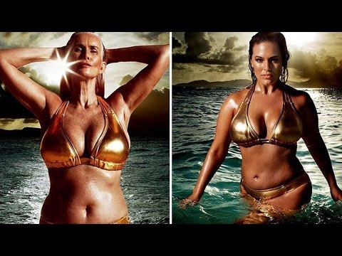 Sports Illustrated Swimsuit Edition 2016 features REAL WOMEN!