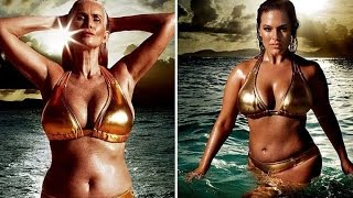 Sports Illustrated Swimsuit Issue Features Plus-Size and 56-Year-Old Model