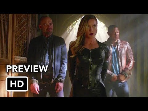 Arrow Season 6 First Look Featurette