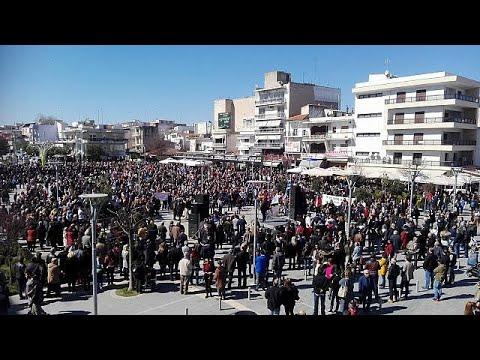 Ποδηλατοπορεία και συλλαλητήριο για τους δύο Έλληνες αξιωματικούς…