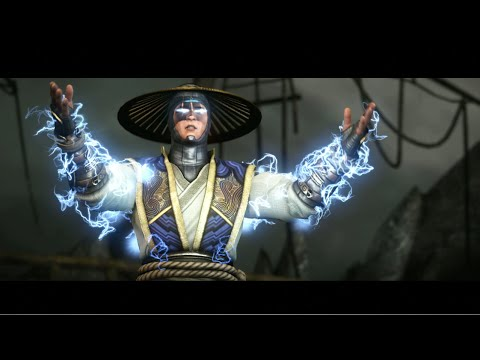 Mortal Kombat X: Raiden Official Trailer