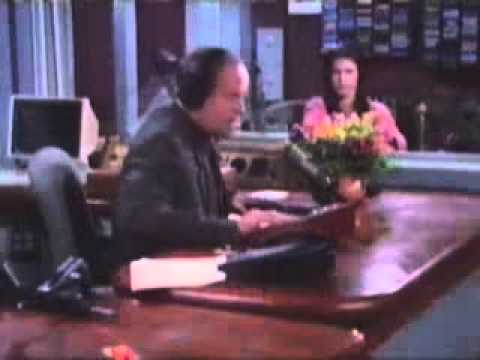 Frasier sneezing with a back ache