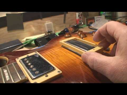 Epiphone 12 String Guitar Modification