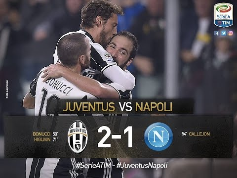 Juventus-Napoli 2-1 Sintesi HD - Highlights - All Goals