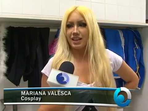 Jovem Camaçariense se destaca pela arte do cosplay