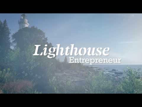 Historic Door County - Lighthouse Entrepreneur