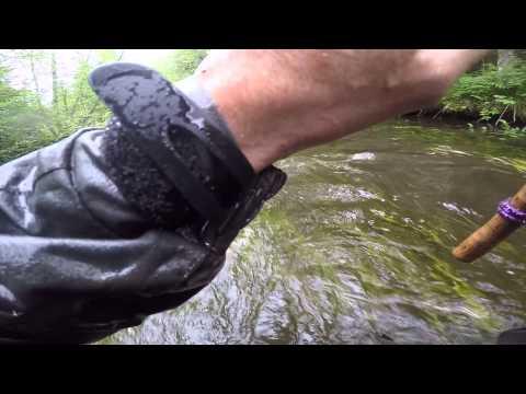 47cm jõeforelli väsitamine