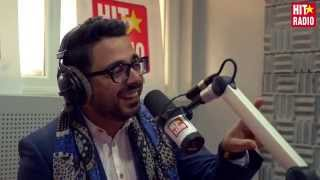 Ahmed Chawki dans le Morning de Momo sur HITRADIO - 26/03/15
