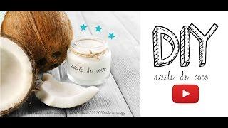 El Aceite de Coco sus Beneficios y como prepararlo DIY Aceite de coco