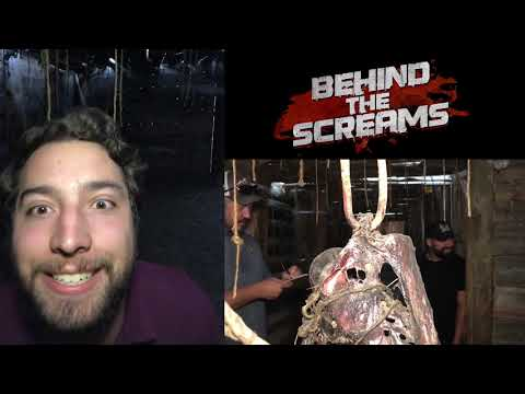 Monster Auditions Behind the Screams at The Frightmare Compound Denver's World Famous Haunted House