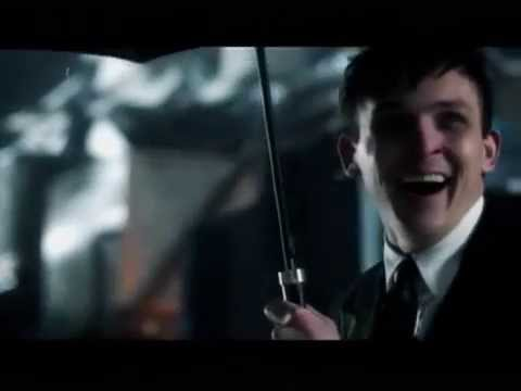 Gotham commercial.  Pre Batman television show on FOX