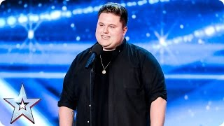 Video Jamie Lee Harrison saves the day in Blackpool | Auditions Week 5 | Britain's Got Talent 2017 MP3, 3GP, MP4, WEBM, AVI, FLV Maret 2018