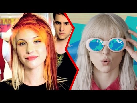 The Evolution of Paramore