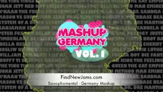 Saxophomental - Mashup-Germany